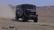 Dakar 2018 - Etappe 4 - Trucks en quads