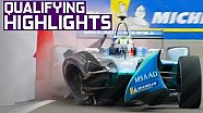 Qualifying Highlights: 2018 ABB FIA Formula E Marrakesh E-Prix