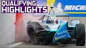 Qualifying Highlights: 2018 ABB FIA Formula E Marrakesh E-Prix