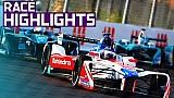 أهم مجريات سباق مراكش في الفورمولا إي