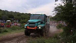 Dakar 2018 - Etappe 14 - Trucks/Quads