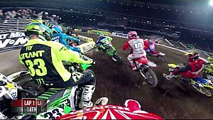 GoPro: Cole Seely triple crown main event #2 2018 Monster Energy Supercross from Anaheim