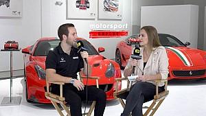 Motorsport-Report #79: Ed Jones im Interview