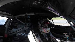 Коло по Дайтоні на Porsche 911 RSR (360° відео)