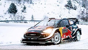 Sébastien Ogier wins his 5th rally Monte-Carlo