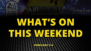 What's On This Weekend 2/2