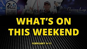 What's On This Weekend 2/9