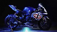 2018 Pata Yamaha official WorldSBK team launch video