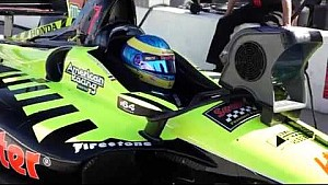 2018 IndyCar Phoenix open test