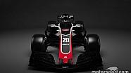 Haas presenta el coche con el que espera lograr su mejor resultado en F1