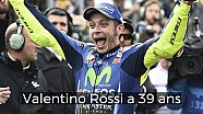 La carrière de Valentino Rossi en 60 secondes