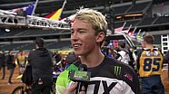 Austin Forkner - Arlington - Race day live 2018