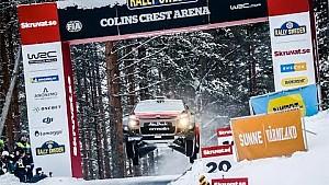 Rallye de Suède 2018 - Deuxième étape - Michelin