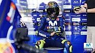 Yamaha aux essais de Buriram