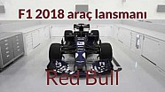 F1 2018 - Red Bull RB14 lansmanı