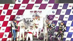 2017/ 2018 Asian Le Mans series -  LMP2 season highlights
