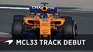 MCL33 | On-Track Highlights