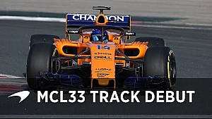 MCL33 |Highlights in pista