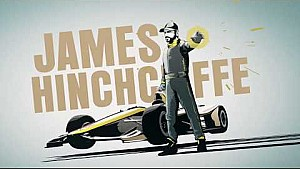 The fast four: James Hinchcliffe, the Mayor