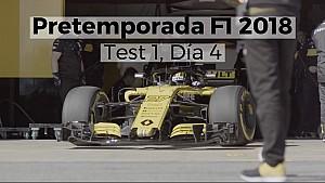 Pretemporada 2018 de F1 - Día 4 ESP