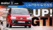 VW Up GTI 2018 im Test| Unterwegs mit Daniel Hohmeyer