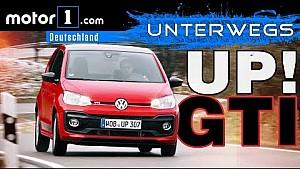 VW Up GTI 2018 im Test  Unterwegs mit Daniel Hohmeyer
