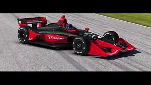 La nouvelle IndyCar, mardi dans iRacing!