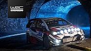La première spéciale du Rallye du Mexique