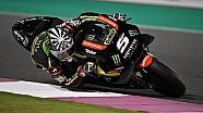Johann Zarco avant le Grand Prix du Qatar