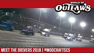 World of Outlaws Craftsman sprint car series: meet the drivers of 2018