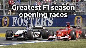 Motorsport Stories: Greatest Formula 1 season opening races