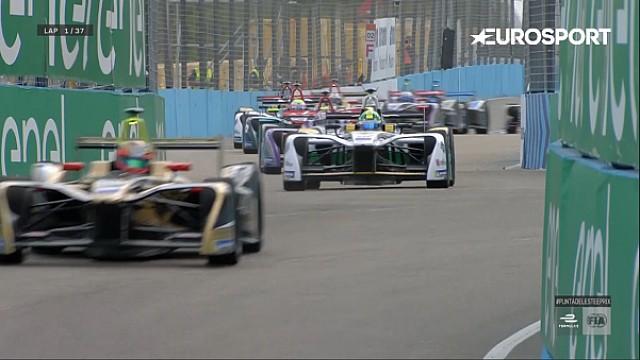 Formel E Video: Highlights ePrix von Punta del Este