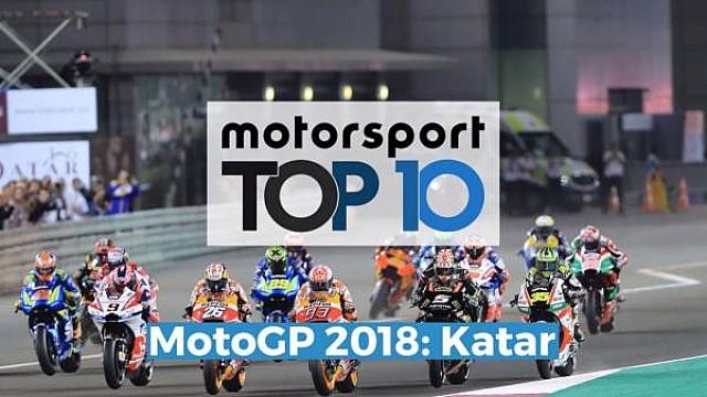 MotoGP Video: Top 10, MotoGP Katar