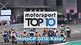 Top 10: MotoGP Katar 2018