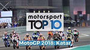 Top 10: MotoGP Katar