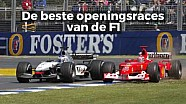 Racing Stories - De mooiste openingsraces van de F1