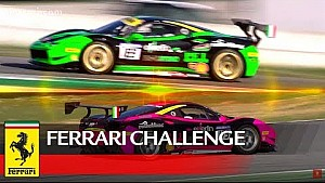 Ferrari Challenge Europe - Mugello 2018 preview with Manuela and Corinna Gostner
