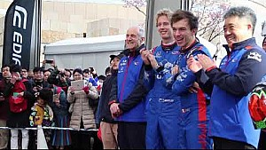 From Tokyo to Melbourne with Toro Rosso