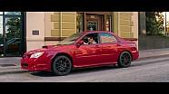 Subaru WRX у фільмі