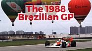 The 1988 Brazilian Grand Prix