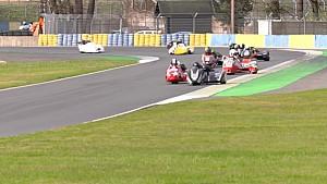Les meilleurs ralentis du week-end du Mans
