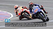 MotoGP TOP 10 - 2018 Arjantin GP