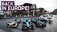 ¡Bienvenido a la serie europea de carreras!