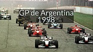 Racing Stories: el GP de Argentina de 1998