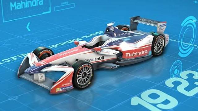 Formula E Blueprints