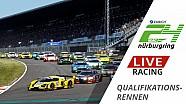 Qualifikationsrennen 24h Nürburgring 2018 im Live-Stream