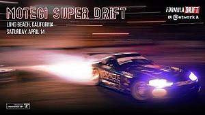 2018 Motegi super drift - Saturday, April 14 - live!