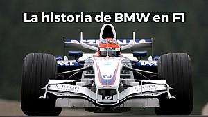 La historia de BMW en F1