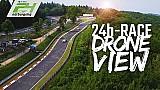 Loco, vista de drone de las 24 horas de Nürburgring | detrás de las escenas de DJI
