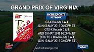 2018 PWC Virginia live stream promo